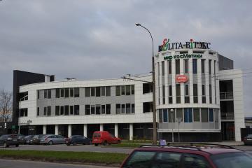 Реконструкция приобретенных строений в г. Бресте под торговый дом «Белита-Витекс»