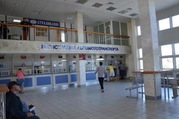 Реконструкция Межрайонного регистрационного отдела ГАИ УВД Брестского облисполкома