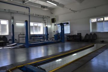 Строительство станции технического обслуживания